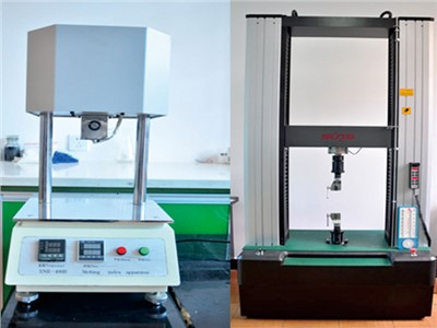 Quality testing equipment